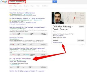 attorney seo expert - dustin sanchez