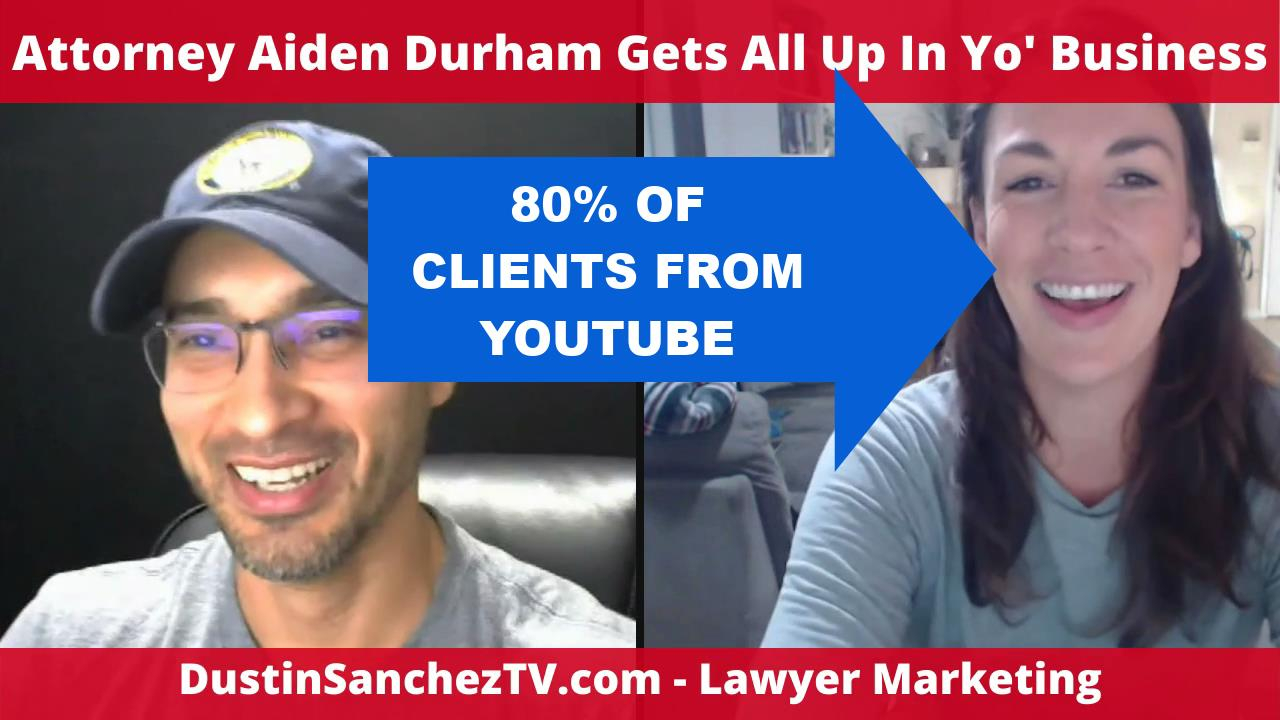 video marketing for lawyers aiden durham