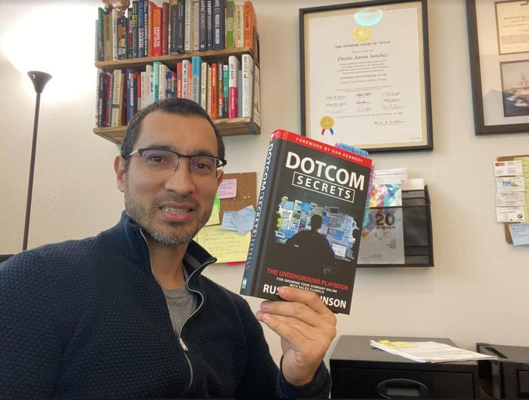 dotcom secrets for lawyers - finding your dream client